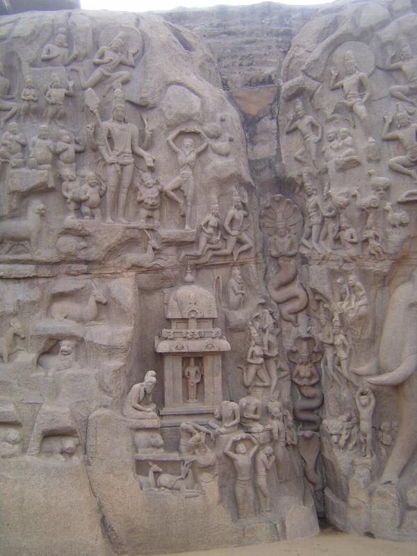 Peninsular India: Mamallapuram 1: Cave Temples and Carvings picture 28