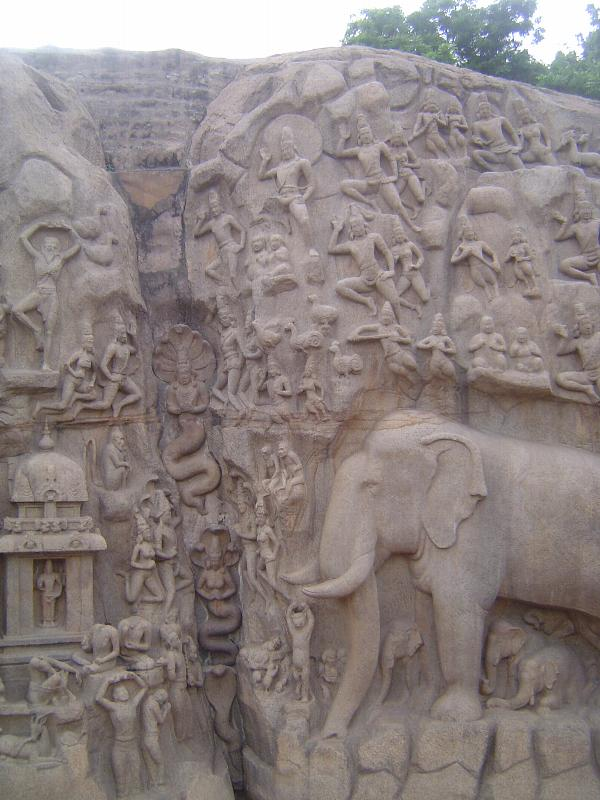 Peninsular India: Mamallapuram 1: Cave Temples and Carvings picture 29