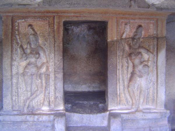 Peninsular India: Mamallapuram 1: Cave Temples and Carvings picture 23