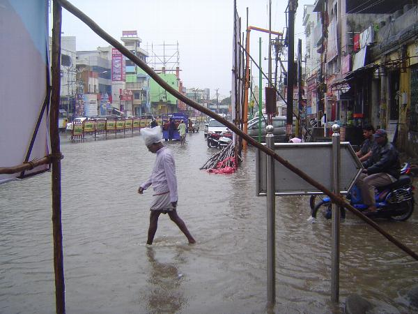 Peninsular India: Monsoon in Kanchipuram picture 6