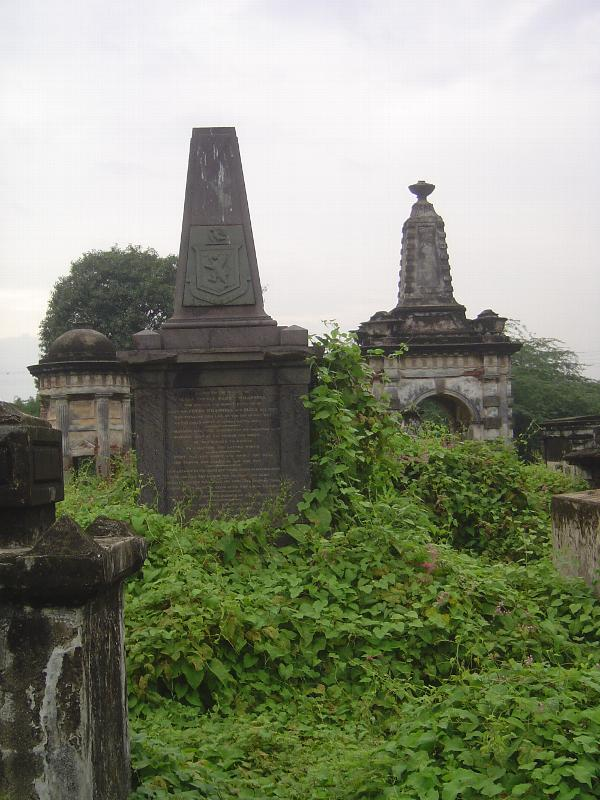 Peninsular India: Chennai/Madras 4: The Old English Burial Ground picture 5