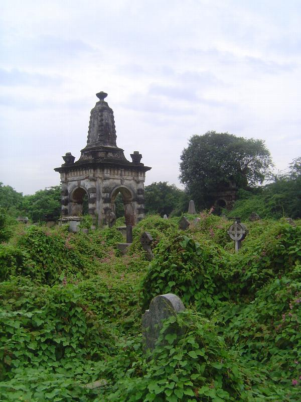 Peninsular India: Chennai/Madras 4: The Old English Burial Ground picture 4