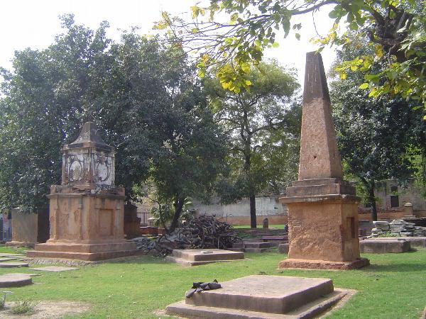 Northern India: St. James Church and Nearby Cemeteries picture 12