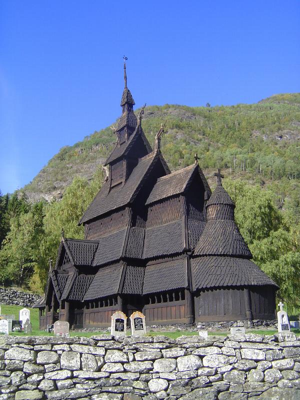 Norway: Urnes and Borgund Stave Churches picture 1