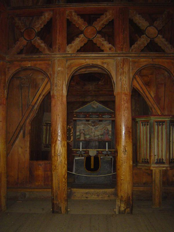 Norway: Urnes and Borgund Stave Churches picture 7