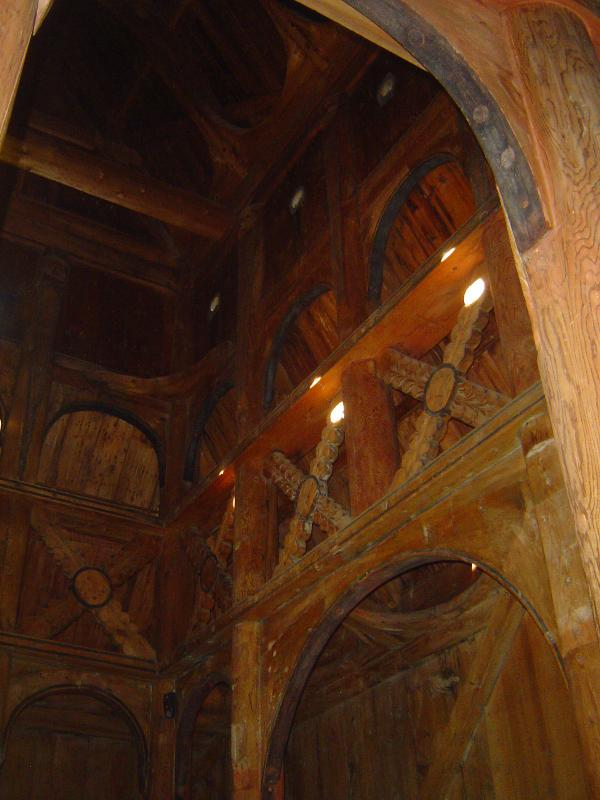 Norway: Urnes and Borgund Stave Churches picture 8
