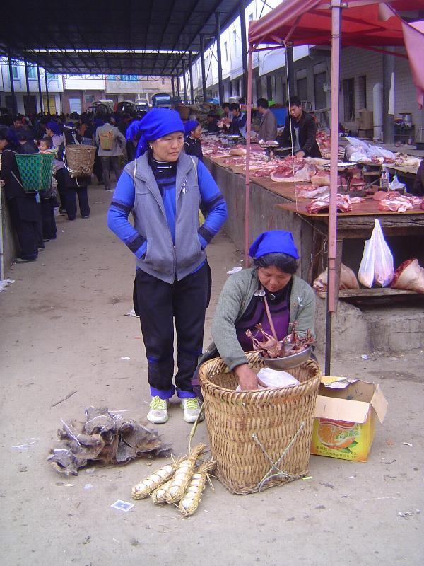 China: Hani Terraces 3: the Urban Context picture 13