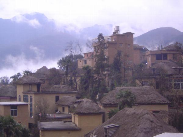 China: Hani Terraces 2: Villages picture 1