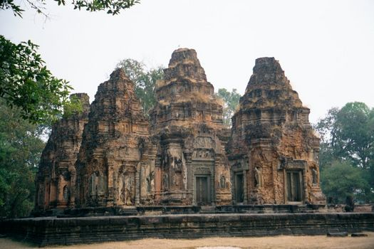 Cambodia (Angkor): Roluos Group picture 1