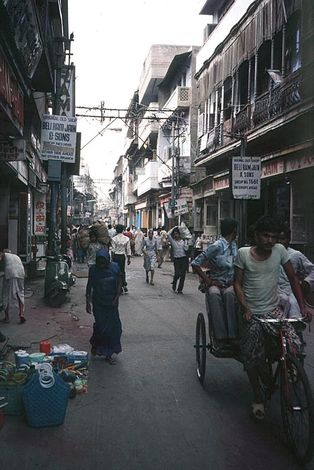 Northern India: Old Delhi (Shahjahanabad) picture 19
