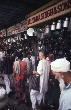 Northern India: Old Delhi (Shahjahanabad) picture 20