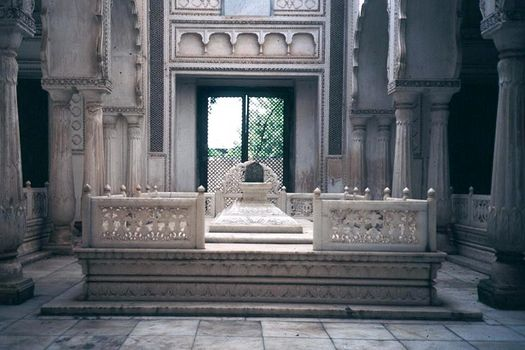 Peninsular India: Hyderabad: Paigah Tombs picture 8