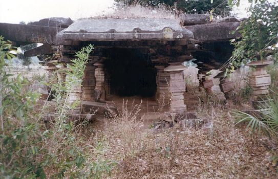 Peninsular India: Ramappa picture 10