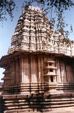 Peninsular India: Ramappa picture 1