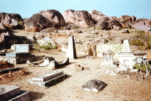 India Themes: Epitaphs and Graveyards