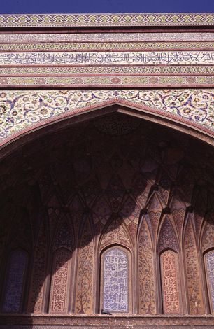 Pakistan: Lahore: Wazir Khan's Mosque picture 16