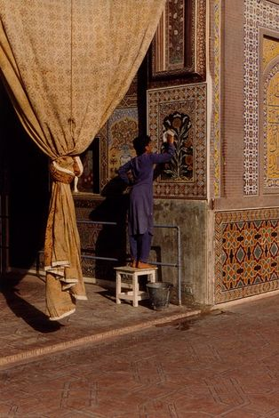 Pakistan: Lahore: Wazir Khan's Mosque picture 18
