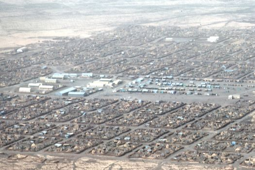 Sudan: Aerial Town Views picture 1