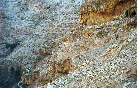 The West Bank: Wadi Qelt and Ein Sultan picture 10