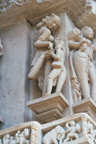 Northern India: Khajuraho Details picture 8