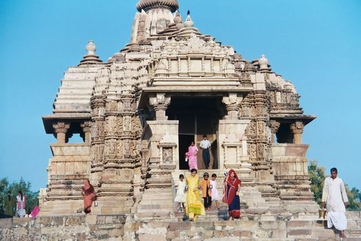 Northern India: Khajuraho Worship picture 1