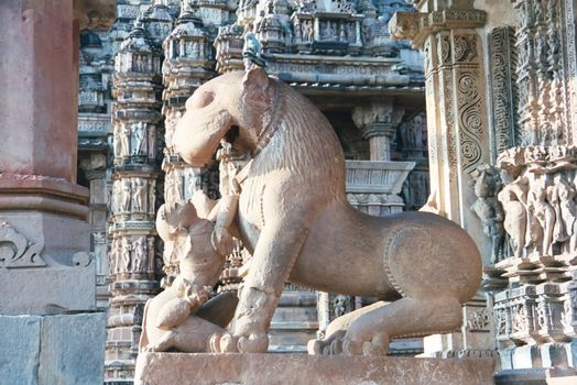 Northern India: Khajuraho Details picture 19