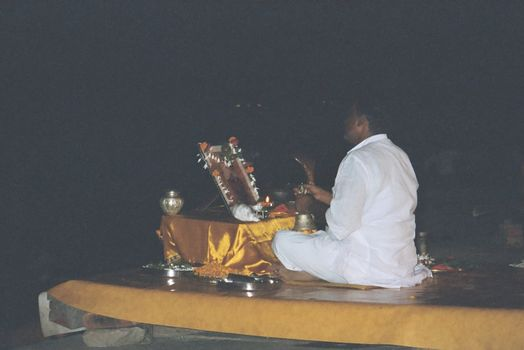 Northern India: Varanasi Puja picture 2