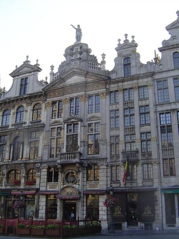 Belgium: Brussels: the Grand Place picture 12