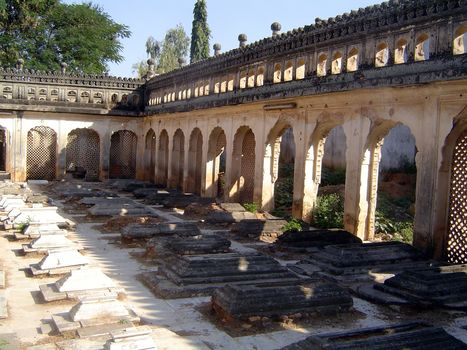 Peninsular India: Hyderabad: Paigah Tombs picture 3