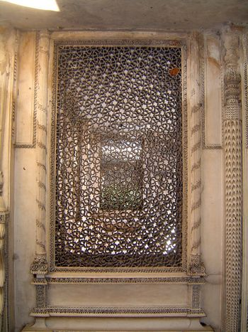 Peninsular India: Hyderabad: Paigah Tombs picture 19