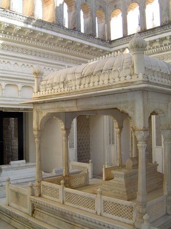 Peninsular India: Hyderabad: Paigah Tombs picture 13