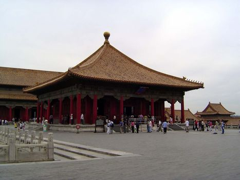 China: The Grand Axis of Imperial Beijing picture 22