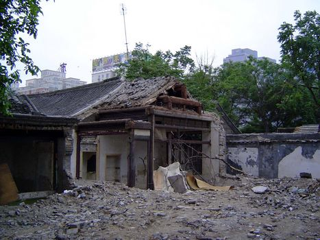 China: Beijing: Hutong, Siheyuan, and Highrises picture 26