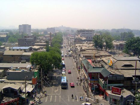 China: Beijing: Hutong, Siheyuan, and Highrises picture 9