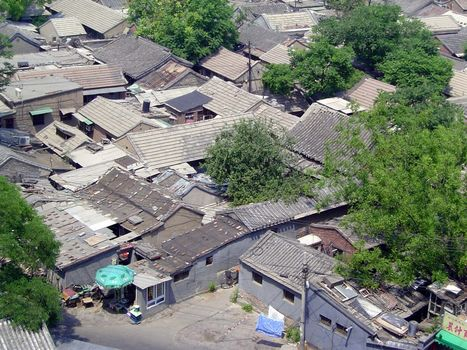 China: Beijing: Hutong, Siheyuan, and Highrises picture 10
