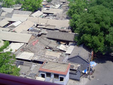 China: Beijing: Hutong, Siheyuan, and Highrises picture 11