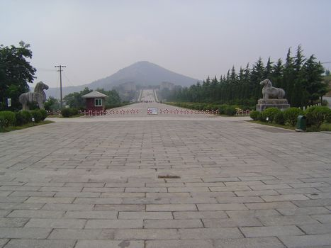 China: Han and Tang Imperial Tombs