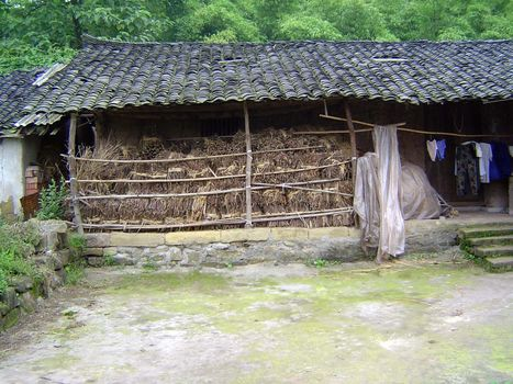 China: Red Basin Village: Shu-Guang picture 18