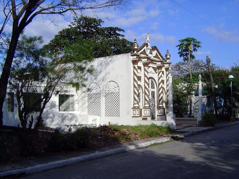 The Philippines: Manila: South and American Cemeteries picture 2