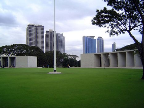 The Philippines: Manila: South and American Cemeteries