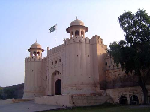 Pakistan: Lahore Fort picture 3