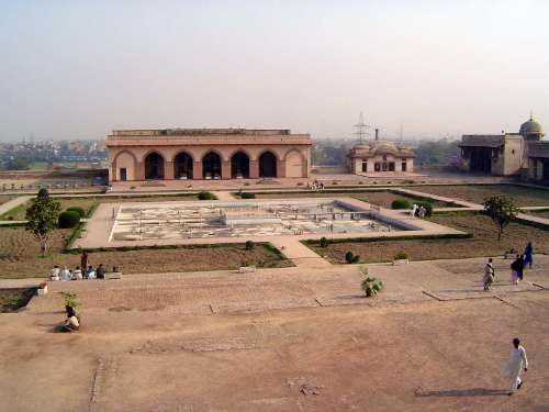 Pakistan: Lahore Fort picture 9