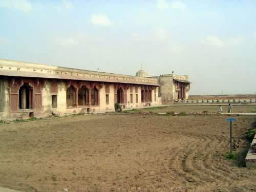 Pakistan: Lahore Fort picture 10