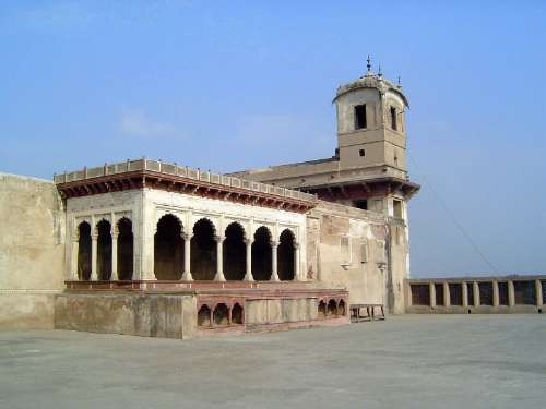 Pakistan: Lahore Fort picture 17