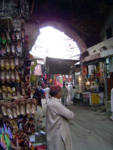 Pakistan: Lahore: the Old City picture 1