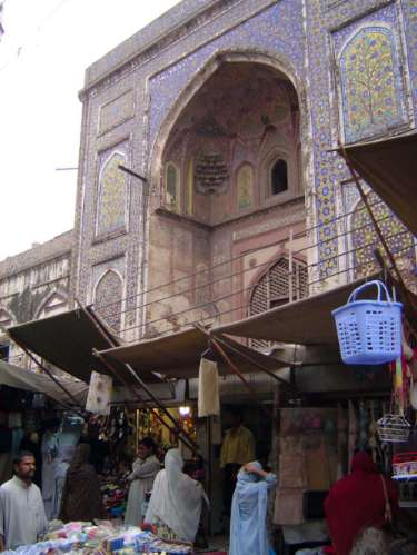 Pakistan: Lahore: Wazir Khan's Mosque picture 7