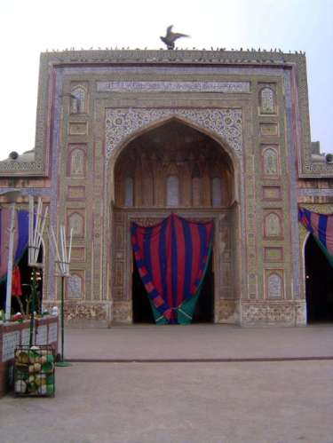 Pakistan: Lahore: Wazir Khan's Mosque picture 13