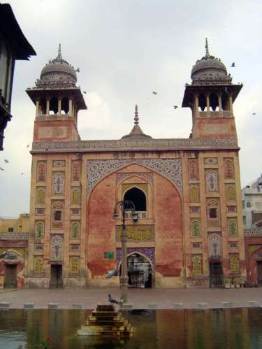 Pakistan: Lahore: Wazir Khan's Mosque picture 12