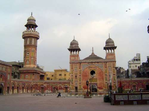 Pakistan: Lahore: Wazir Khan's Mosque picture 11