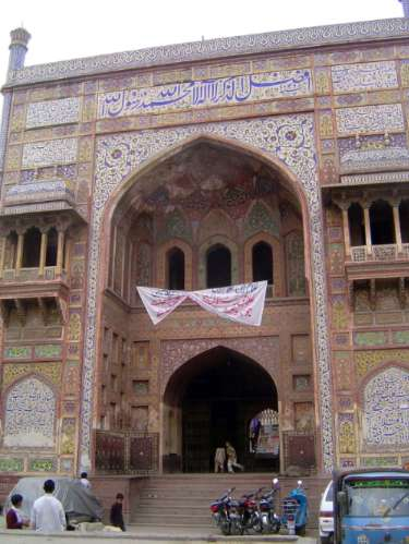 Pakistan: Lahore: Wazir Khan's Mosque picture 8